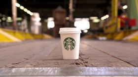 SBB – Starbucks takes to the rails